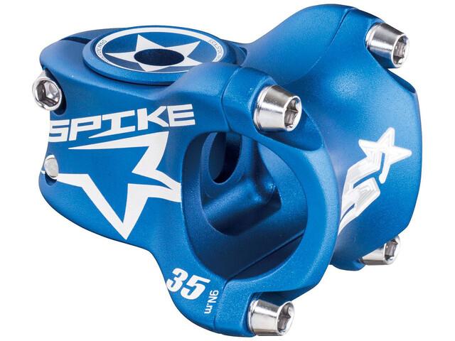 Spank Spike Race - Potence - Ø 31,8 mm bleu